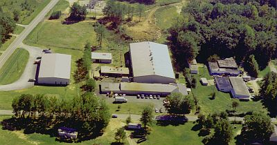 Aerial view of Synehi Castings